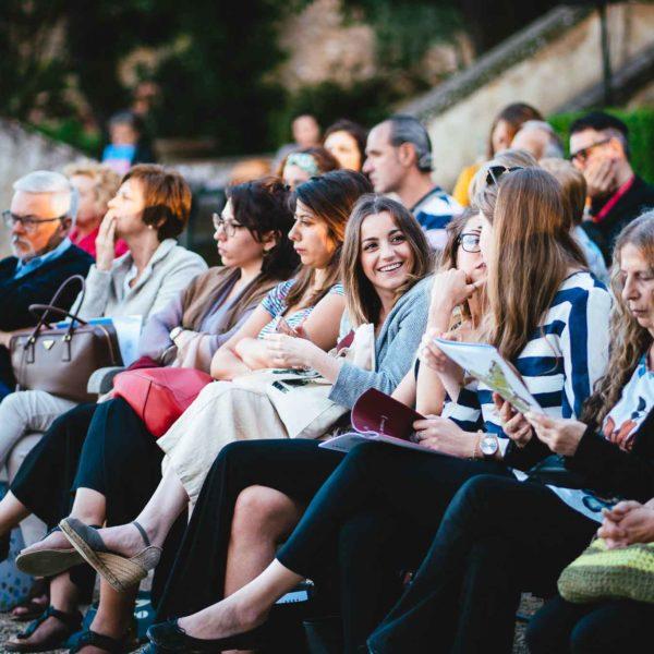 """Festival """"La Città dei lettori"""" - Villa Bardini - Photo Stefano Casati"""